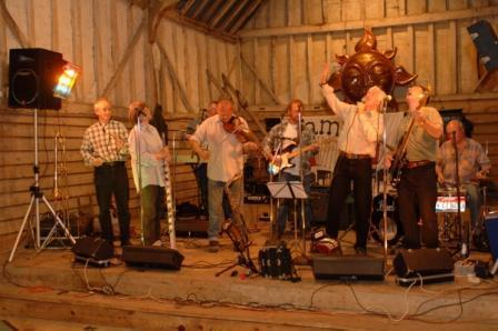 Barn Dance Band, London, Essex, East Anglia  (LN04)