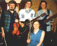 Ceilidh Band, Hereford, Gloucester, Monmouth, Wales (MW16)