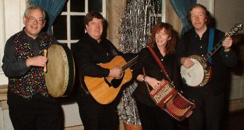 Ceilidh Band, London, Bucks, South England (LN08)