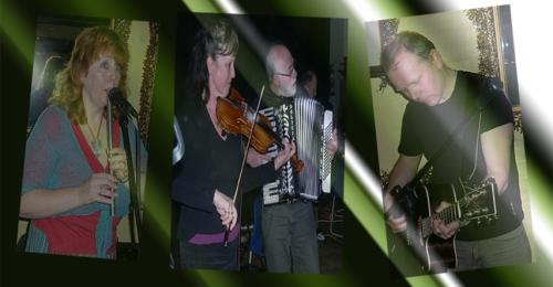 Ceili, Ceilidh Band, Hants, Hampshire, Dorset (ST02)